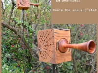 Bee's Box /1 sur pied