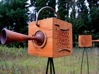 Bee's Box in situ
