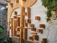 Installation Murmur de Cabrespine YLM detail 2
